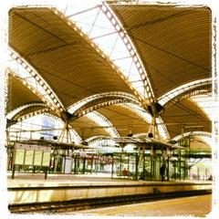 Photo taken at Station Leuven by Tom B. on 5/3/2013