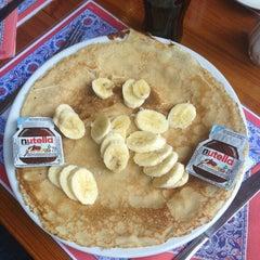 Photo taken at The Pancake Corner by Tim P. on 6/23/2013