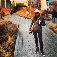 Photo taken at The Standard, High Line by Helen B. on 12/23/2012