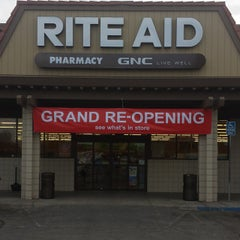 Photo taken at Rite Aid by Lyle S. on 10/18/2014
