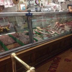 Photo taken at Ottomanelli's Meat Market by Mitch i. on 8/23/2014