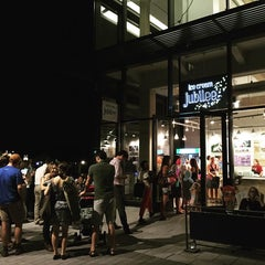Photo taken at Ice Cream Jubilee by Hannah W. on 9/12/2015
