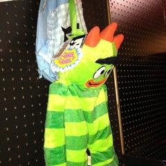 Photo taken at Spirit Halloween by Eeryn F. on 10/27/2012