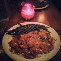 Photo taken at Angeline's Louisiana Kitchen by Catrina R. on 5/11/2013