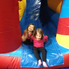 Photo taken at Pump It Up by Carrie L. on 11/3/2013