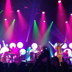 Photo taken at Club Nokia by Eric P. on 4/12/2013
