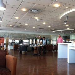 Photo taken at SAA Business Class Lounge - Domestic by Byounghak C. on 11/9/2014