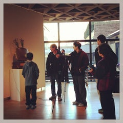 Photo taken at Yale University Art Gallery by ophiesay on 12/28/2012
