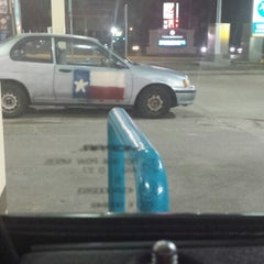 Photo taken at VALERO CORNER STORE by Alison F. on 2/21/2014