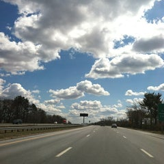 Photo taken at I-287 by Holly 💋 M. on 3/27/2013