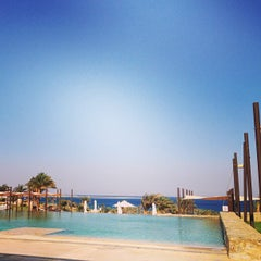 Photo taken at Le Méridien Dahab Resort by Irina S. on 5/7/2013