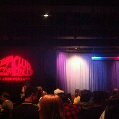 Photo taken at Cobb's Comedy Club by Cara T. on 10/18/2012