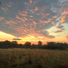 Photo taken at Horsley Camping and Caravanning Club Site by James R. on 7/25/2014