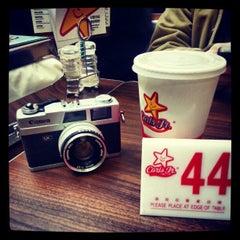 Photo taken at Carl's Jr. | 卡乐星 by Kirk L. on 1/26/2013
