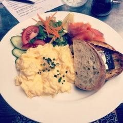 Photo taken at Luca's Café by Tzvetelina P. on 6/1/2014