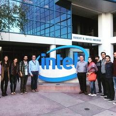 Photo taken at Intel by Yağmur A. on 10/22/2015