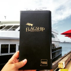 Photo taken at Flagship Cruises & Events by Desiree E. on 3/29/2015