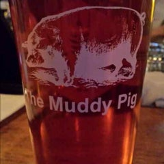 Photo taken at The Muddy Pig by Mike W. on 10/13/2013
