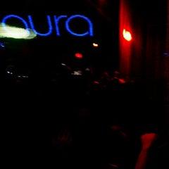 Photo taken at Aura NightClub by Kol K. on 1/13/2013