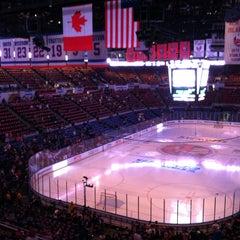 Photo taken at Nassau Veterans Memorial Coliseum by Chris H. on 5/5/2013