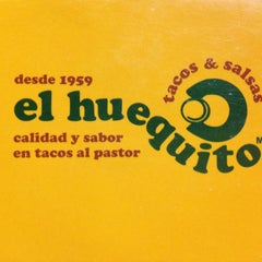 Photo taken at El Huequito by Chilango on 1/26/2013