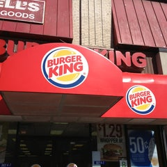 Photo taken at Burger King by Dan Q. on 7/6/2013