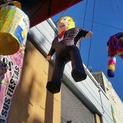 Photo taken at Piñata District - Los Angeles by Joseph K. on 12/31/2015
