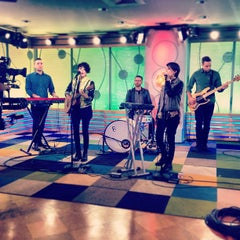 Photo taken at VH1 Big Morning Buzz Live Studio by VH1 on 2/21/2013