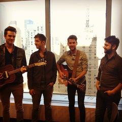 Photo taken at VH1 Big Morning Buzz Live Studio by VH1 on 5/1/2013