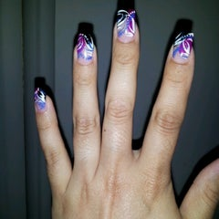 Photo taken at Art Nails by Elena L. on 6/19/2012