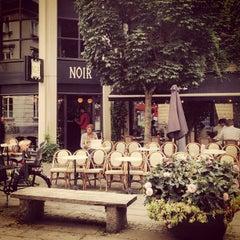 Photo taken at Noir Kaffekultur by Martin T. on 8/7/2013