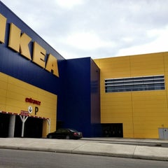 Photo taken at IKEA by Steve K. on 4/7/2013