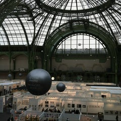 Photo taken at Grand Palais by JB &. on 11/17/2012