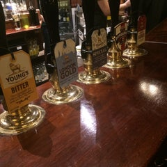 Photo taken at Morpeth Arms by Natalia S. on 2/14/2015