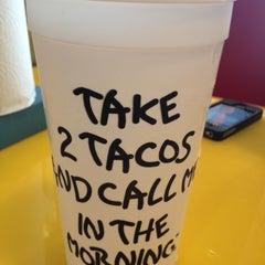 Photo taken at Fuzzy's Taco Shop by Dana W. on 9/16/2012