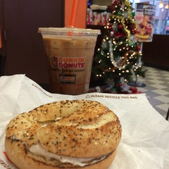 Photo taken at Dunkin Donuts by Tricia R. on 12/11/2014