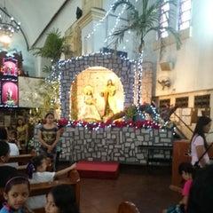 Photo taken at Santuario de San Pedro Bautista Parish by Jhane Lenore R. on 1/4/2015
