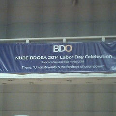 Photo taken at BDO Corporate Center (South Tower) by Randy P. on 5/1/2014