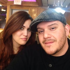 Photo taken at Galaxy Diner by Andrea R. on 3/16/2014