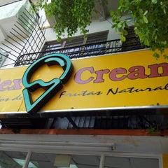 Photo taken at Rex Cream by brenda m. on 10/8/2012