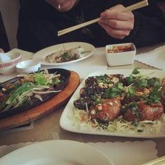 Photo taken at Nhu Y Cà 8 Mon by Tammy L. on 12/28/2012