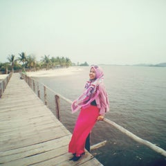 Photo taken at Batam by Uwie A. on 10/8/2015