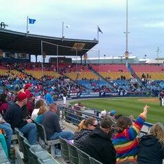 Photo taken at FirstEnergy Stadium by Dan G. on 4/15/2013