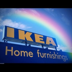 Photo taken at IKEA by Brian H. on 9/29/2012