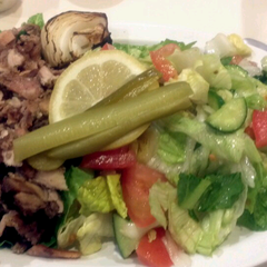 Photo taken at Kabab Grill by Anthony L. on 3/8/2013