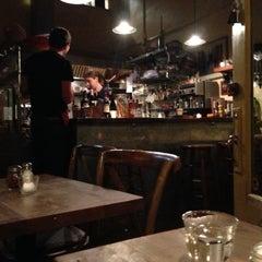 Photo taken at Pizzetta 211 by Lewis K. on 11/28/2012