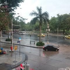 Photo taken at Castelinho do Flamengo by Renato M. on 1/31/2016