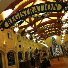 Photo taken at Disney's Coronado Springs Resort and Convention Center by brandie on 1/2/2013