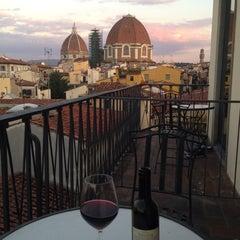 Foto scattata a Hotel Machiavelli Palace Florence da Ludmila S. il 9/11/2015