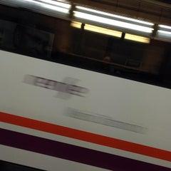 Photo taken at RENFE Passeig de Gràcia by Albert S. on 11/20/2012